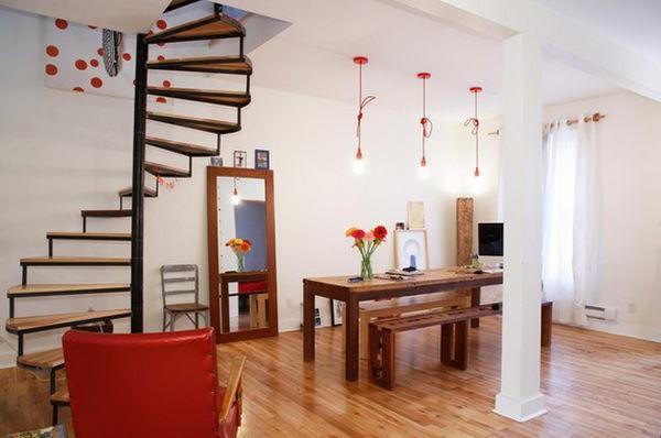 pendelleuchten mit schlichtem design erobern den markt. Black Bedroom Furniture Sets. Home Design Ideas