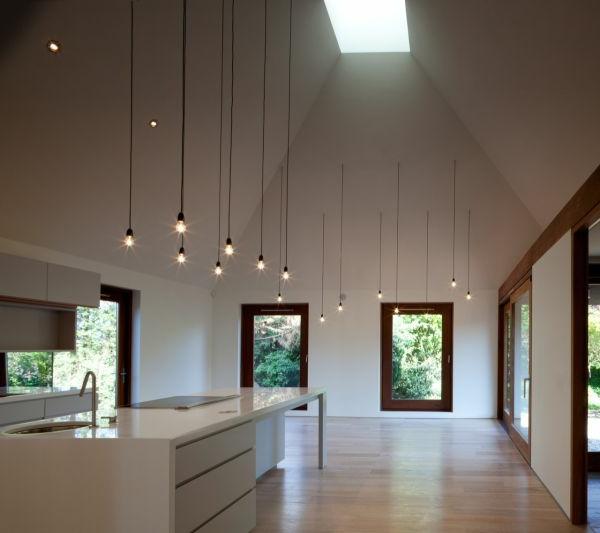 Lampen Hohe Räume Wohnzimmer Maskros – ElvenBride.com