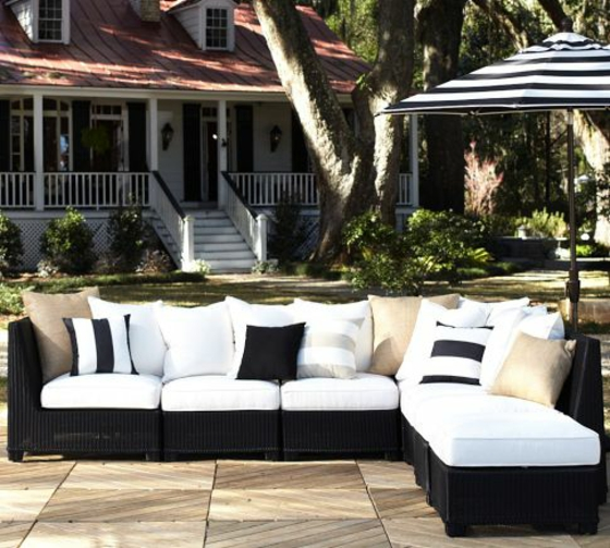 Rattan Gartenmöbel bieten Ihnen Komfort im Sommer