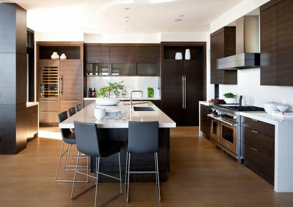 küche und esszimmer mit schiebetüren von und mit inova gestalten, Esszimmer dekoo