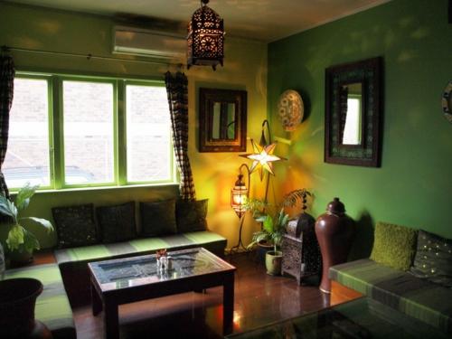 Romantische Beleuchtung Wohnraumbeleuchtung Marokkanoische Laternen  Orientalisch