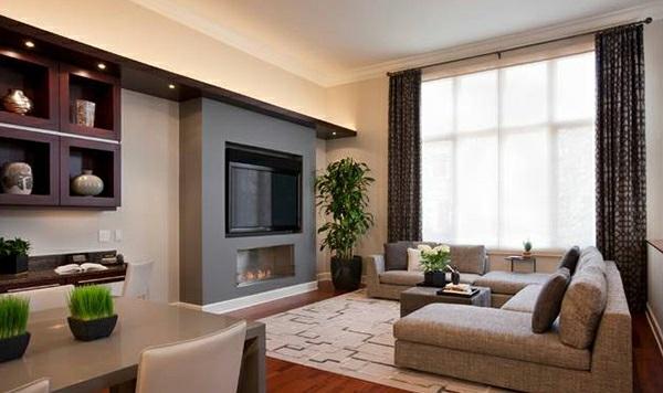 nauhuri.com | wohnzimmer einrichten graues sofa ~ neuesten design ... - Wohnzimmer Design Einrichtung