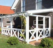 Schone Terrassenuberdachung Wenn Die Terrasse Den Wohnraum Erweitert