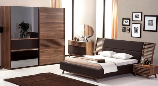 kleiderschrank praktisch Garderobe fürs Schlafzimmer
