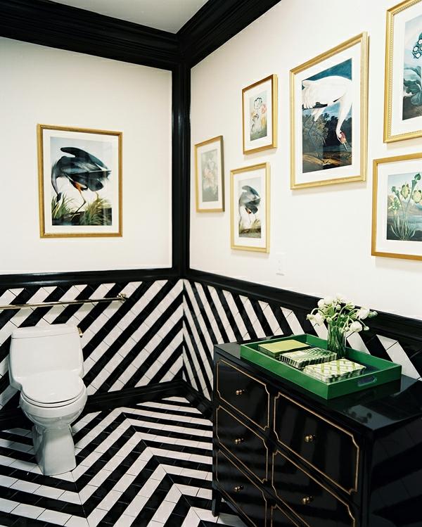Einrichtung schwarz weiss kontraste kreieren - weitsicht.info