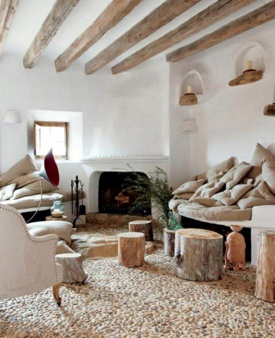 wohnzimmer modern : wohnzimmer modern und alt ~ inspirierende, Hause deko