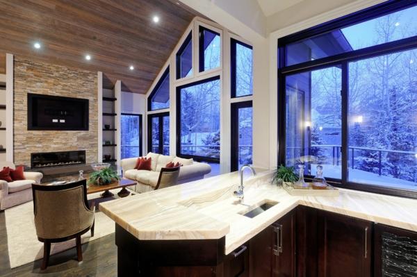 wohnideen erhellen licht tipps küche raumgestaltung