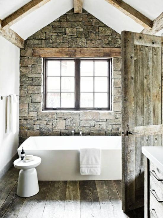 alte holzbalken und steinwände garantieren eine warme atmosphäre, Hause ideen