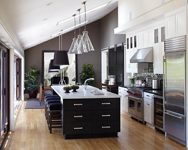 übergang look  Kücheneinrichtung und Küchenmöbel