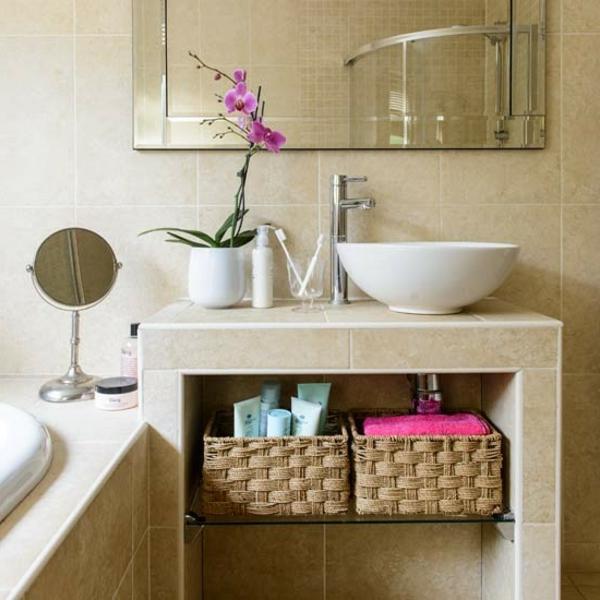 40 badezimmer fliesen ideen badezimmer deko und badm bel for Ideen bad waschbecken