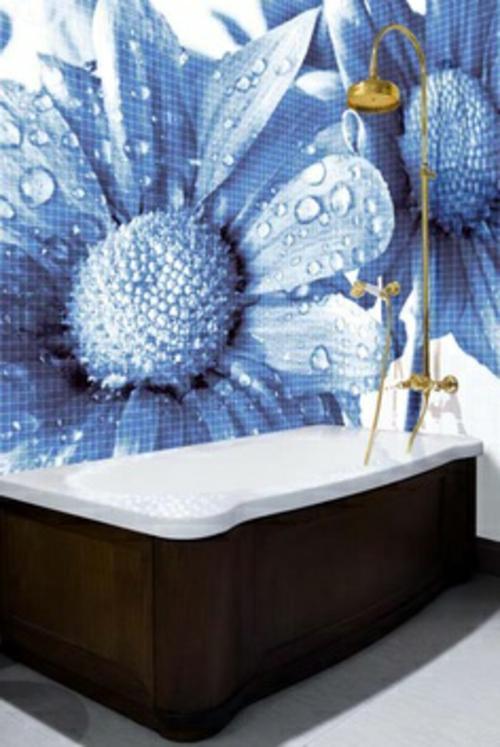 farben designs art dusche Badezimmer und Badezimmerfliesen