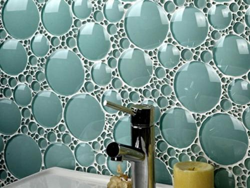 farben designs bubbly Badezimmer und Badezimmerfliesen