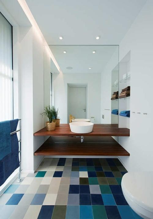 farben designs fußboden Badezimmer und Badezimmerfliesen