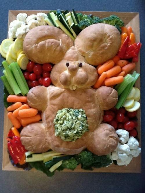 Bastelideen frisch essen Ostern gebäck