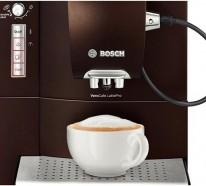 Der moderne Bosch Kaffeevollautomat als Accessoire für Ihre Küche