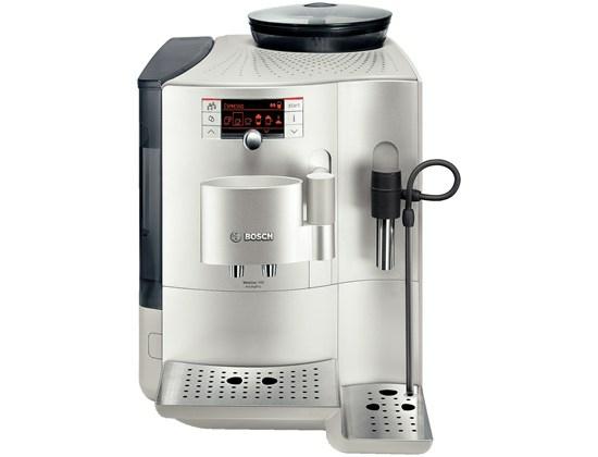 Bosch Kaffeevollautomat Kaffeemaschine Silber