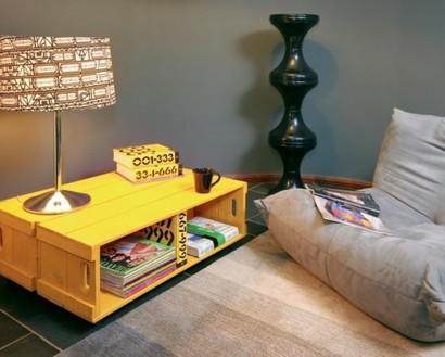 coole m bel aus europaletten 55 bastelideen f r alte. Black Bedroom Furniture Sets. Home Design Ideas