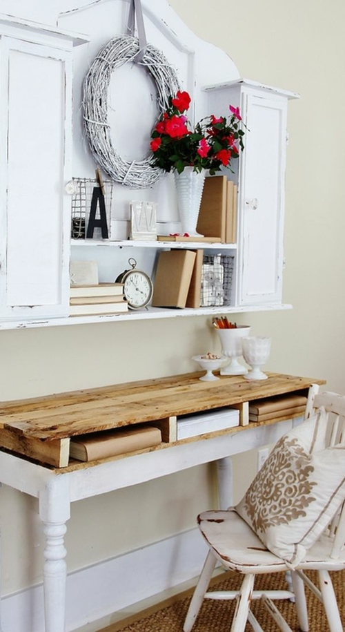 coole m bel aus europaletten 55 bastelideen f r alte holzpaletten. Black Bedroom Furniture Sets. Home Design Ideas