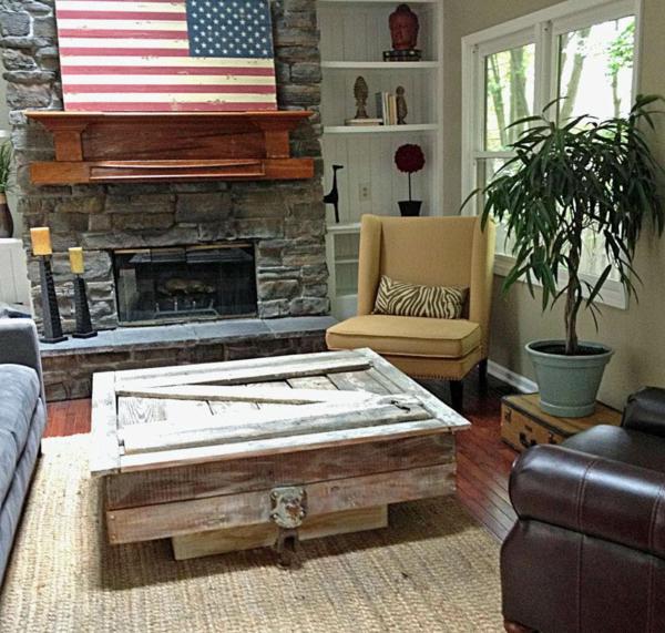 couchtisch selbst bauen diy ideen f r bastler. Black Bedroom Furniture Sets. Home Design Ideas