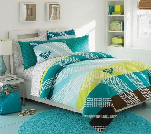 bett modern farben Farbgestaltung fürs Jugendzimmer