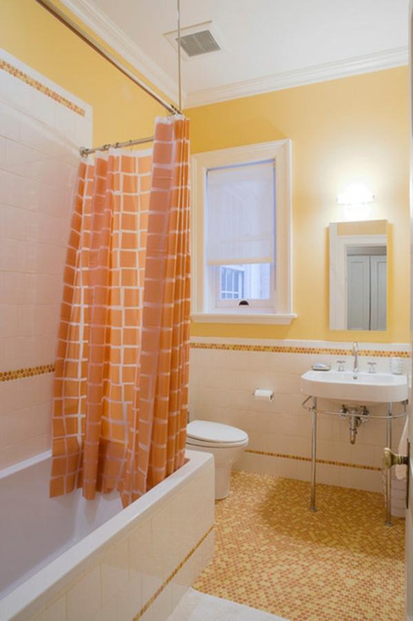 Farbgestaltung Und Wandfarben Ideen - Umgang Mit Gelb Und Orange