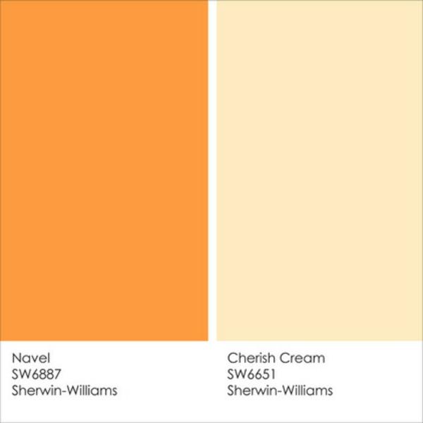 kremig navel Farbgestaltung und Wandfarben Ideen