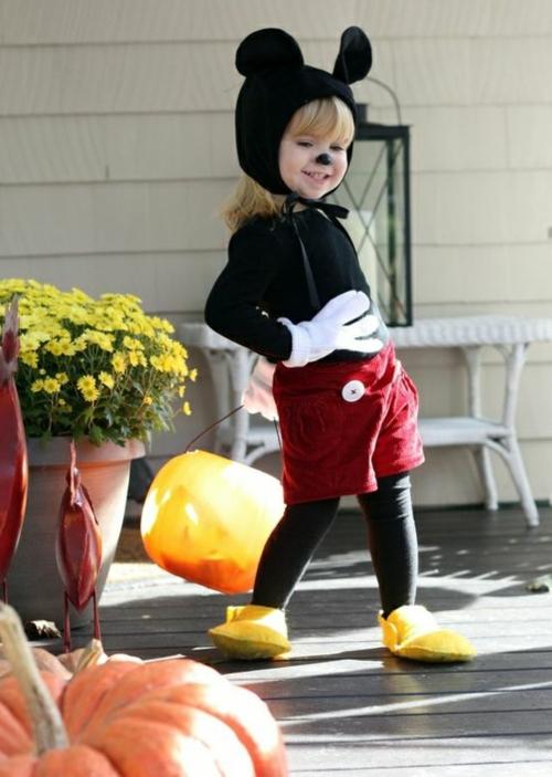 micky mouse posieren Faschingsideen und Karneval Kostüme