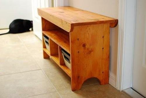 gartenbank mit stauraum bauen beste inspiratie voor huis ontwerp. Black Bedroom Furniture Sets. Home Design Ideas