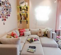 Coole Wohnideen für Jugendzimmer und Aufenthaltsraum für Teenager