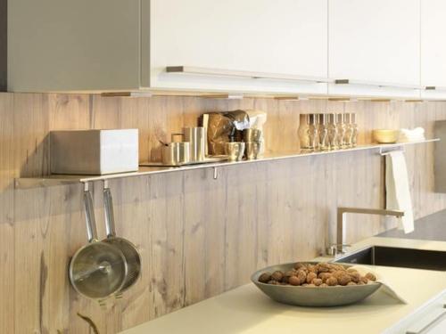 einbauen Küchenrückwand  kochen gern