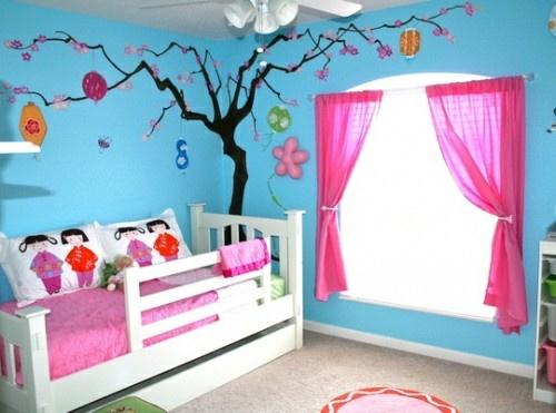 kinderzimmer streichen - 20 bunte dekoideen - Kinderzimmer Streichen Ideen
