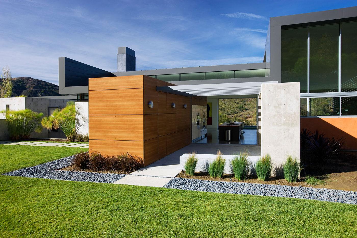 Lima Residenz Los Angeles contemporary architektur