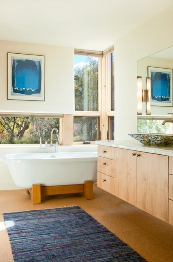 Moderne Badezimmer Ideen Und Trendy Badezimmermöbel ...