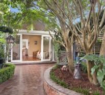 Moderne Gartengestaltung – 100 erstaunliche Gartenideen