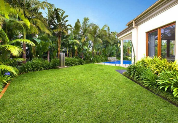 landschaft trends üblich Gartenideen