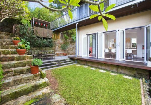 Gartenideen landschaft trends Moderne Gartengestaltung draußen