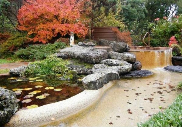 landschaft trends Gartenideen einladend anlagen