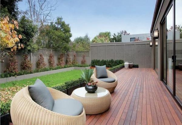 Gartenideen landschaft trends einladend  Gartengestaltung  fußboden