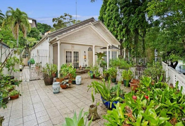 schöne Gartenideen landschaft trends einladend haus