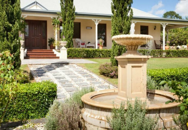 brunnen Gartengestaltung Gartenideen landschaft trends einladend konstruktion
