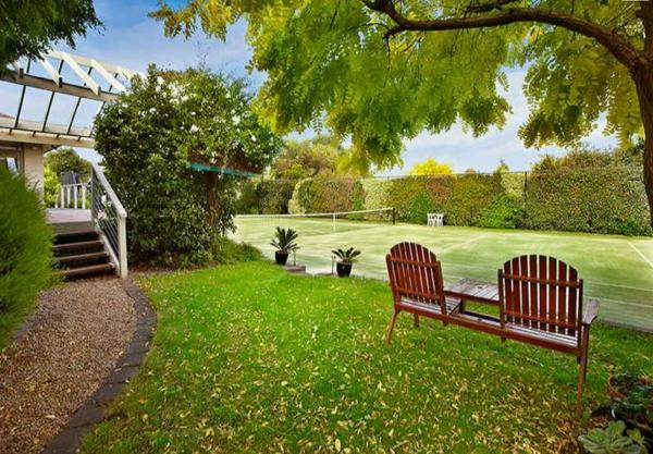 treppe Gartengestaltung Gartenideen landschaft trends einladend sitzbank