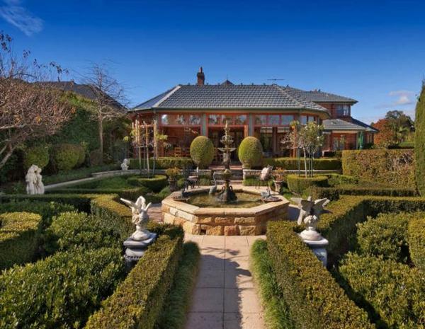 Moderne Gartengestaltung Gartenideen landschaft trends gepflegt