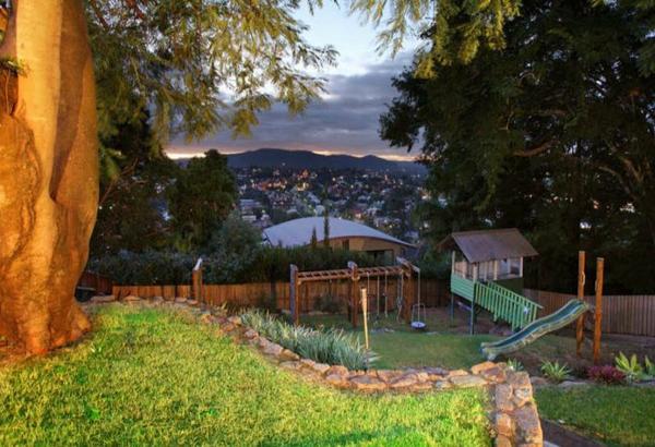 brücke Gartenideen landschaft trends grasfläche Moderne Gartengestaltung