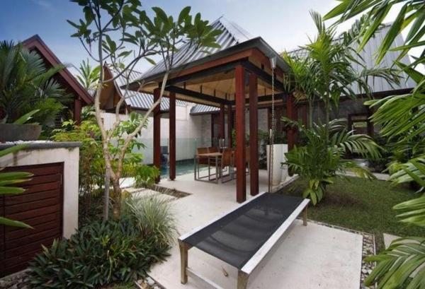nachhaltig stabil Gartenideen landschaft trends sitzecke