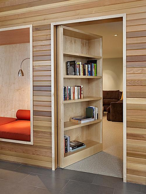 bücherregale wohnen Offener Bücherschrank schön gemütlich klar