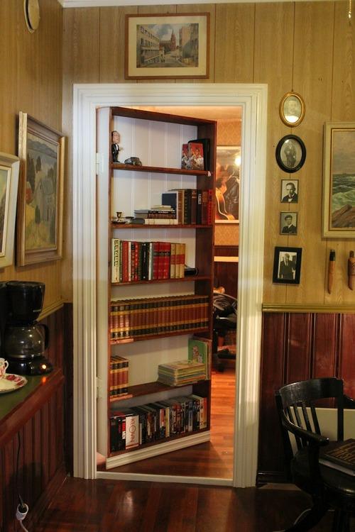wohnen schön toll Bücherschrank bücherregale