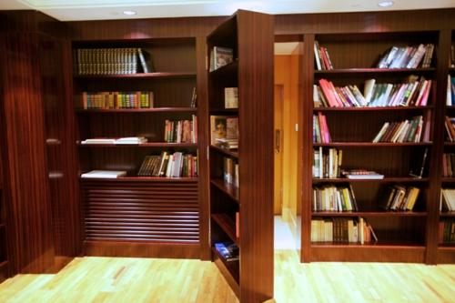Offene bücherregale Bücherschrank bücherregale wohnen schön