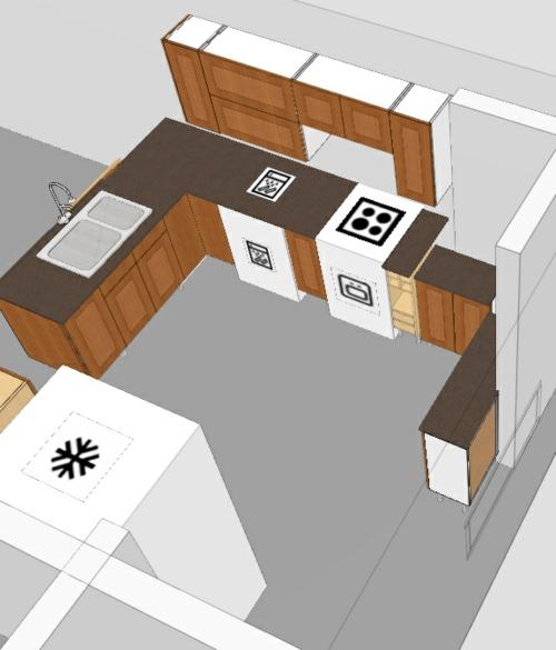 einrichtung realistisch farben Raum gestaltung online planen