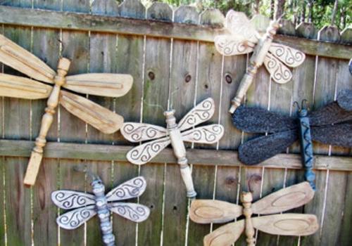 selbstgemachte gartendeko - 25 gartenideen für mehr frühlingsfrische, Garten und Bauen