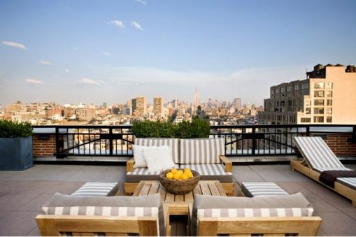 dach  urban umgebung terrassengeländer und balkongeländer